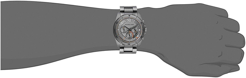 ecc3fcf525c8 Noctem Chronograph Grey Dial Men s Watch-MK8465 - Buy Noctem ...