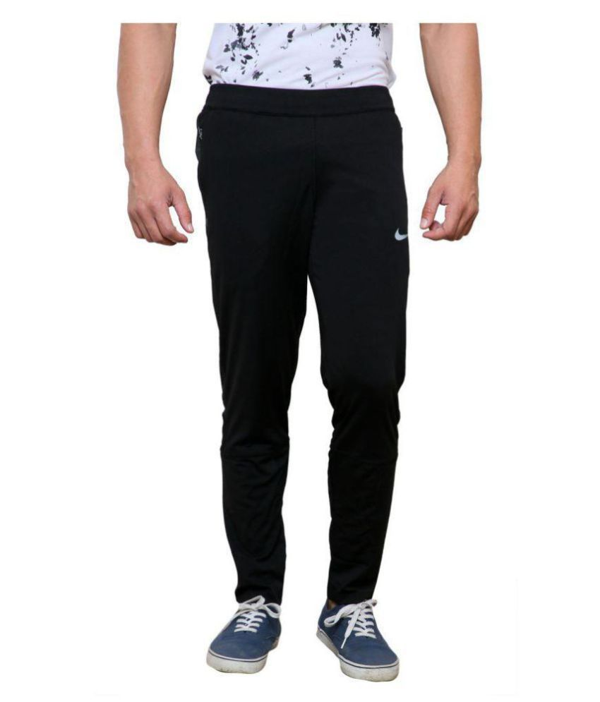 NIKE POLYESTER LYCRA TRACKPANT