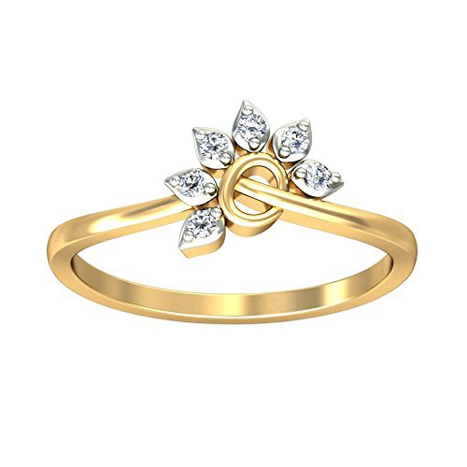 Kataria Jewellers 92.5 Silver Ring