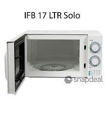 IFB 17 LTR 17PM-MEC1 Solo Microwave