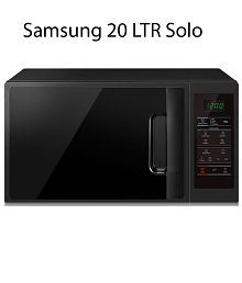 Samsung 20 LTR MW73AD-B Solo Microwave Oven