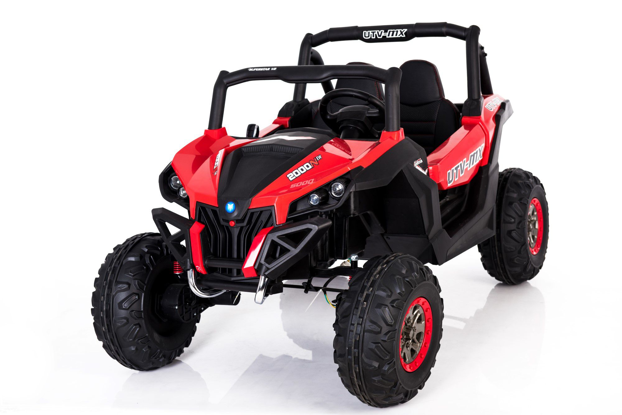 Toyhouse Polaris ATV Rideon Red Buy Toyhouse Polaris ATV Rideon