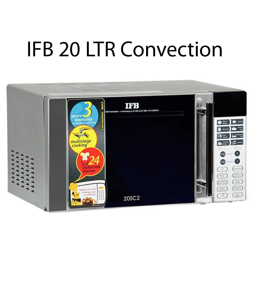 ifb 20 ltr 20sc2 convection microwave oven price in india buy ifb rh snapdeal com IFB Appliances Home IFB Appliances Home