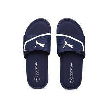 Puma Unisex Starcat Soft foam Blue Slide Flip flop