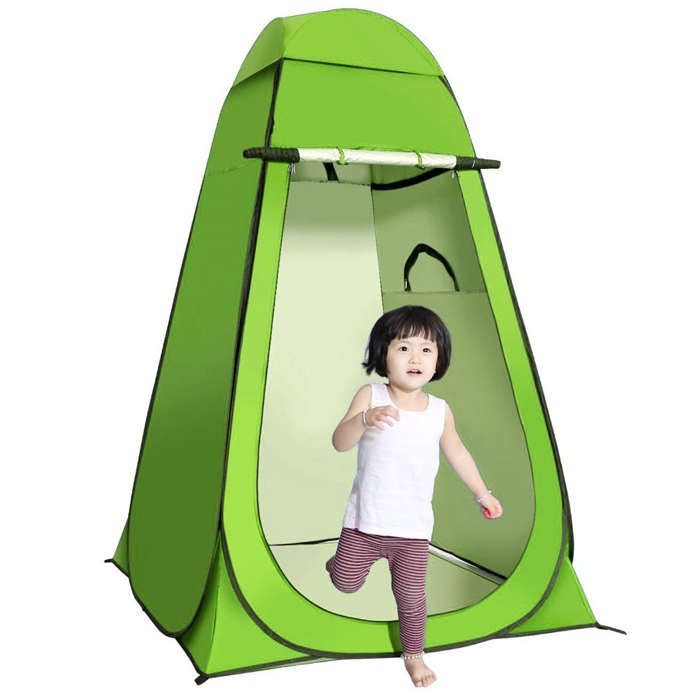 Clothes Changing Tent For Camping Hiking Picnic Instant Set Up For