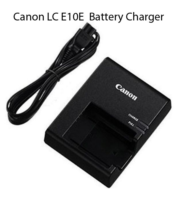 Canon LC-E10E Battery Charger (5110B001AA)