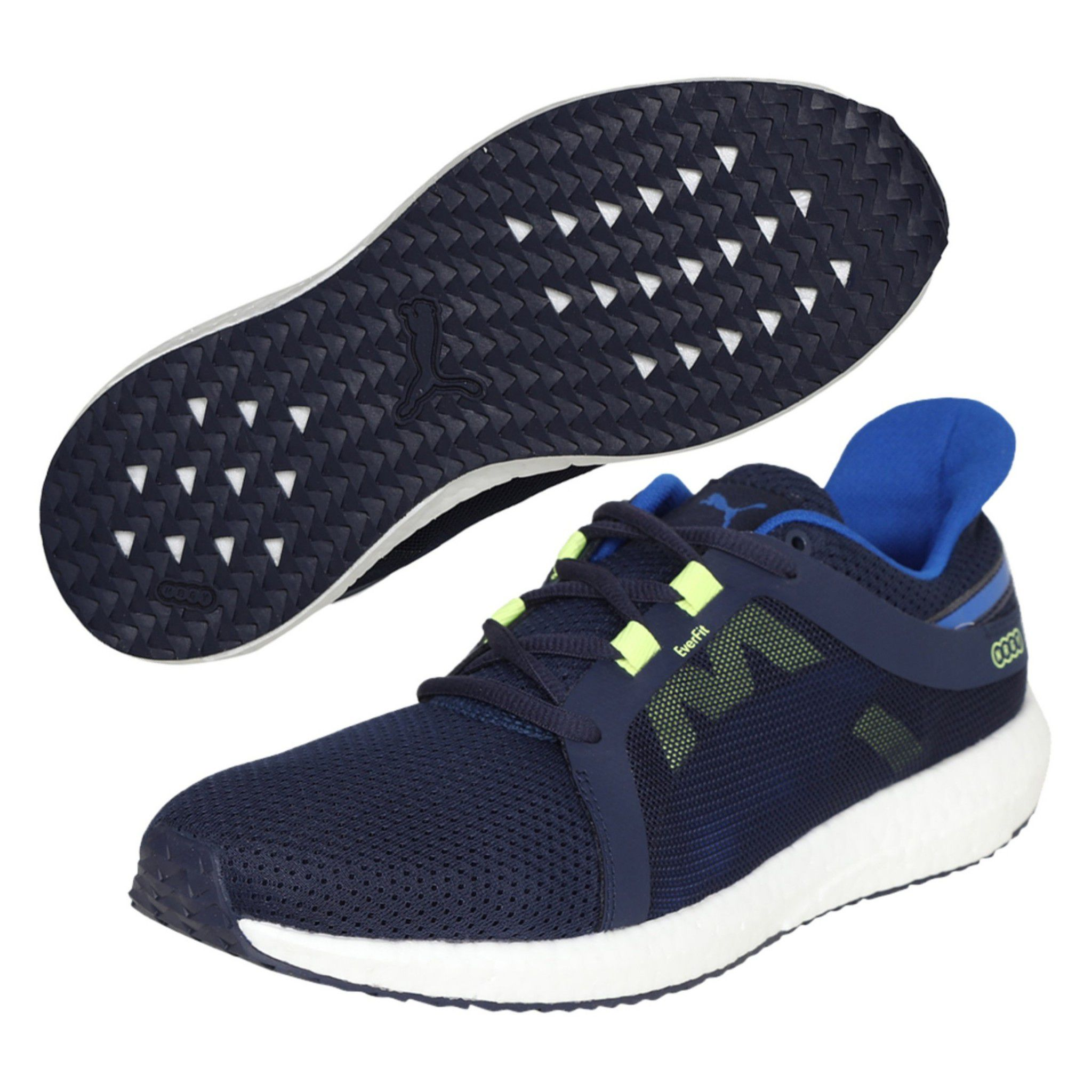 3b540471e736 Puma Mega NRGY Turbo 2 Blue Running Shoes - Buy Puma Mega NRGY Turbo 2 Blue Running  Shoes Online at Best Prices in India on Snapdeal