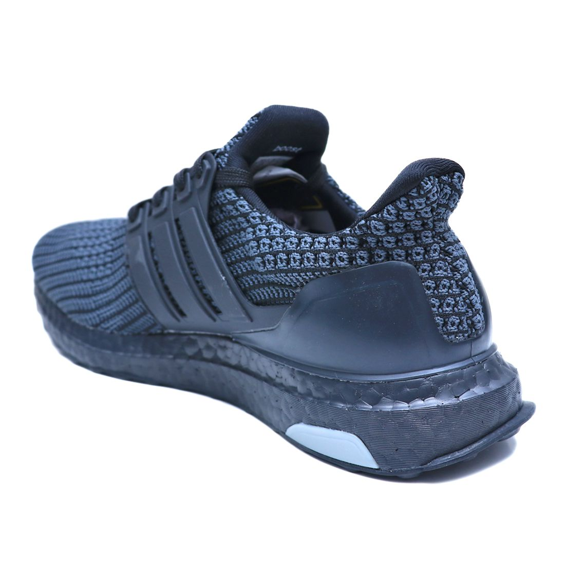 ... Adidas UltraBoost 4.0 Low Black Running Shoes ...