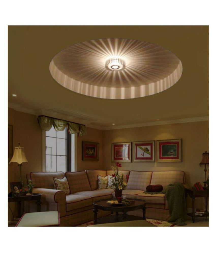 1 pc super bright creative flush mounted led ceiling light rh snapdeal com