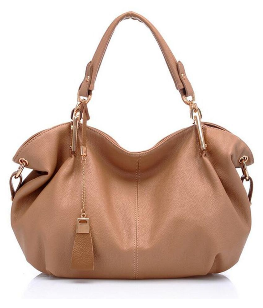 421a3da1a325 Buy Women Genuine Leather Fashion Handbag Tote Satchel Shoulder Crossbody  Bag Purse at Best Prices in India - Snapdeal
