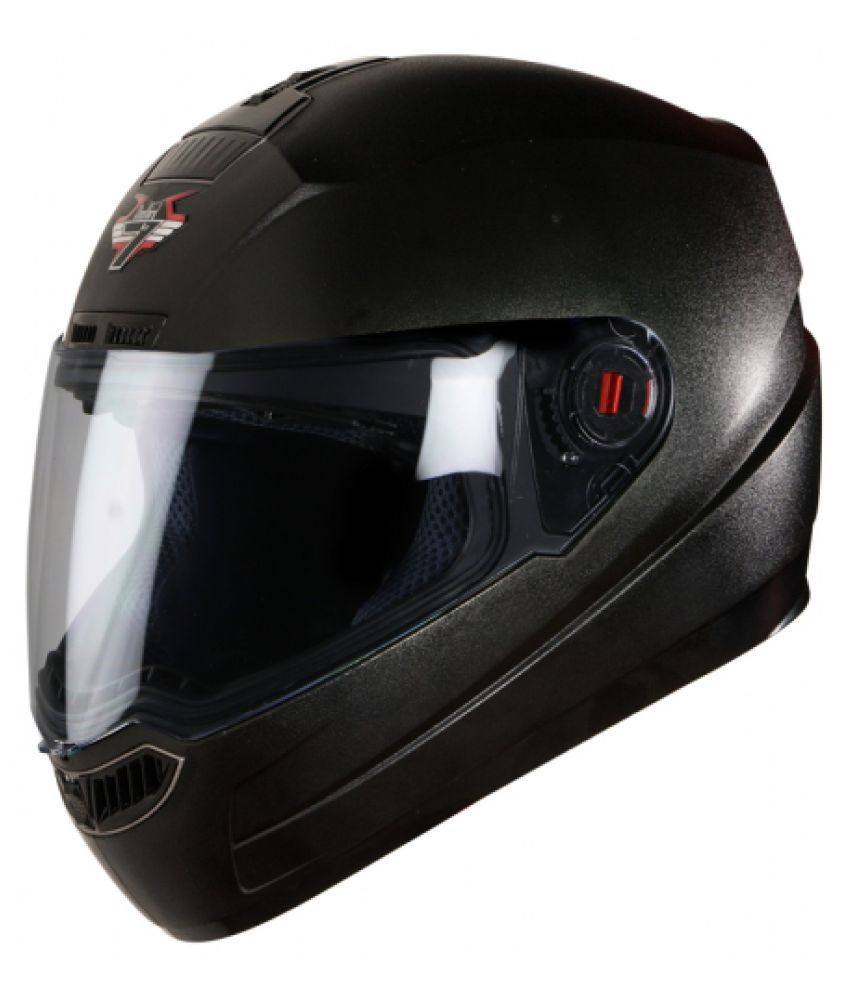 Steelbird SBA-1 - Full Face Helmet Black L