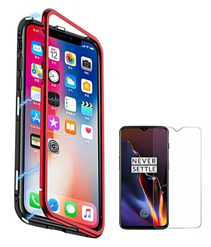 OnePlus 6T Cover Combo by TBZ