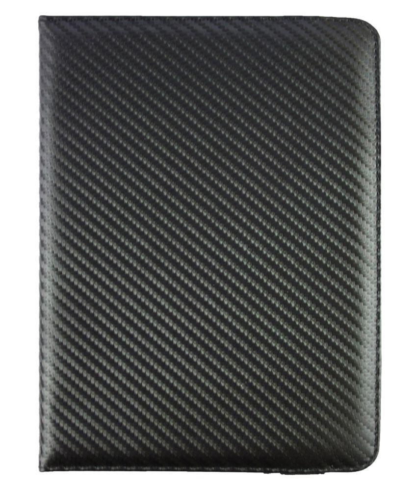 Iball Nimble 4gf Flip Cover By Emartbuy Black