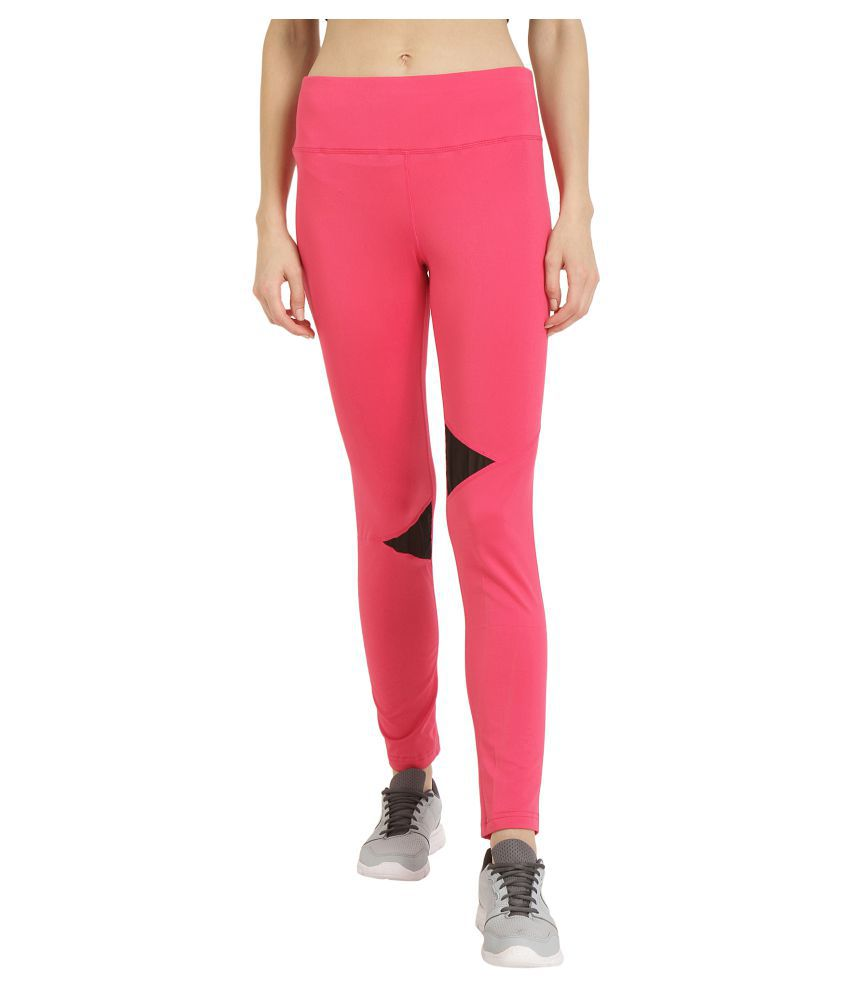 CHKOKKO Stretchable Jogging Workout Active Sports Aerobics Fitness Track and Yoga Pants for Women