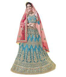 a60894a975 Net Lehenga: Buy Net Lehenga for Women Online at Low Prices in India ...