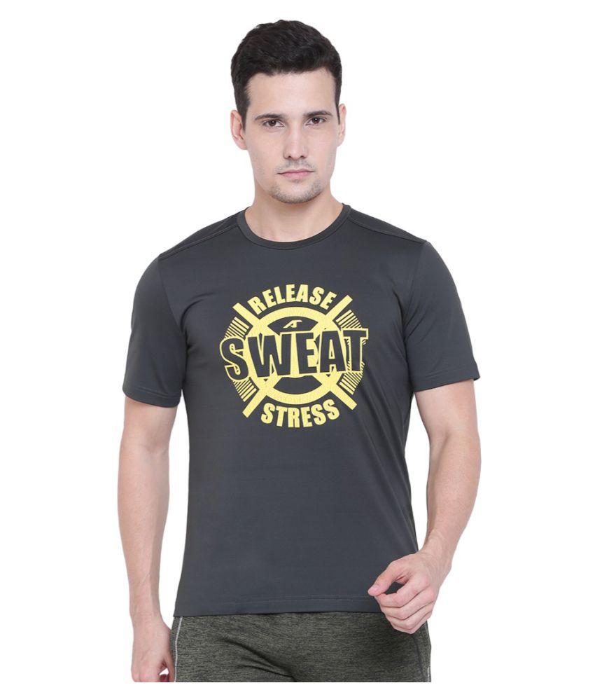 Alcis Green Cotton T-Shirt Single Pack