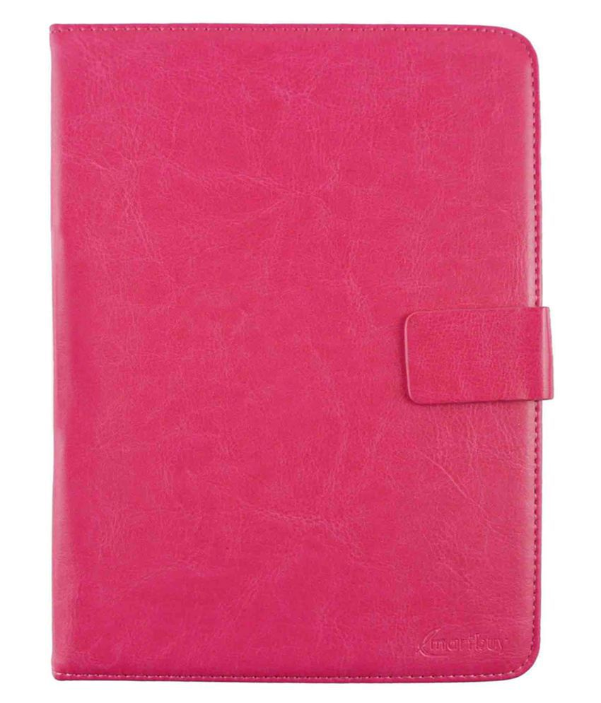 Lenovo Tab 2 A10-70 Flip Cover By Emartbuy Pink