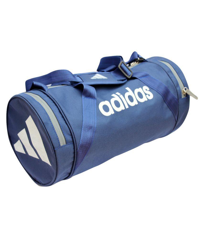 263cc0929fb8 Adidas Medium Canvas Gym Bag - Buy Adidas Medium Canvas Gym Bag Online at  Low Price - Snapdeal