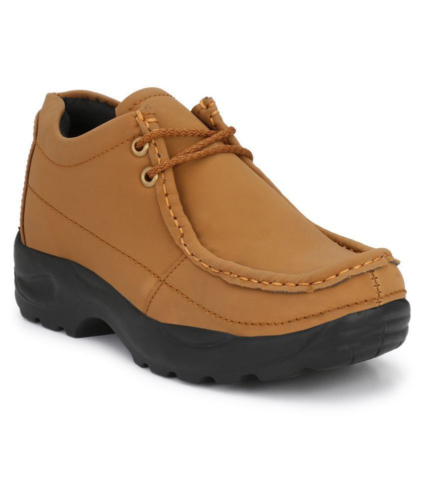 Big Fox Tan Casual Boot