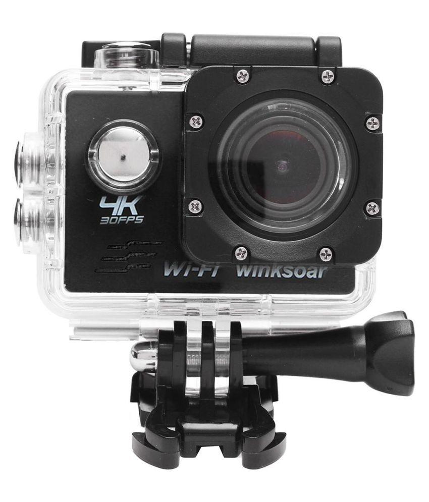 5d0a8c09804 4K Ultra SJ8000 Wifi Sport Action Camera 2.0inch DV 1080P HD Cam DVR  Waterproof ...