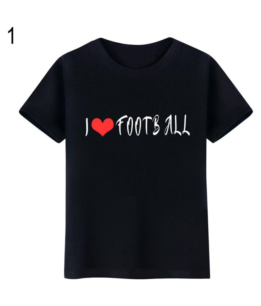 Summer Women Men Letter Printing Cotton O-neck Short Sleeves T-shirts Casual Top