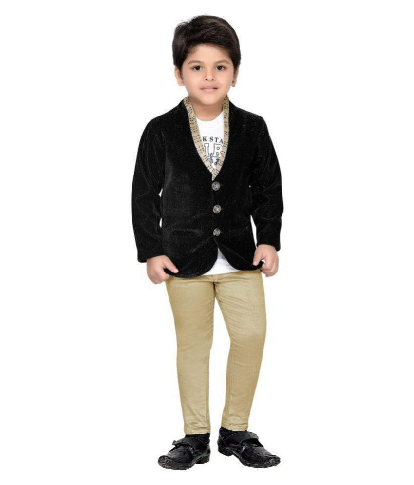 3f637b323523 AJ Dezines Kids Party Wear Suit Set For Boys - Buy AJ Dezines Kids Party  Wear Suit Set For Boys Online at Low Price - Snapdeal