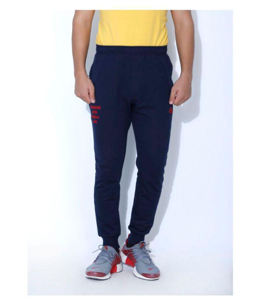 394faa32dd8 Adidas Navy Manchester United Fleece Track pants Adidas Navy Manchester  United Fleece Track pants ...