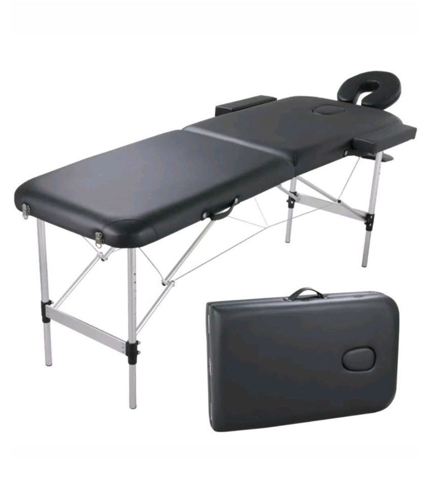 kawachi aluminium portable massage bed sample 5 buy kawachi rh snapdeal com