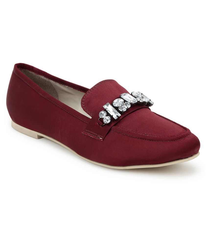 Scentra Purple Casual Shoes