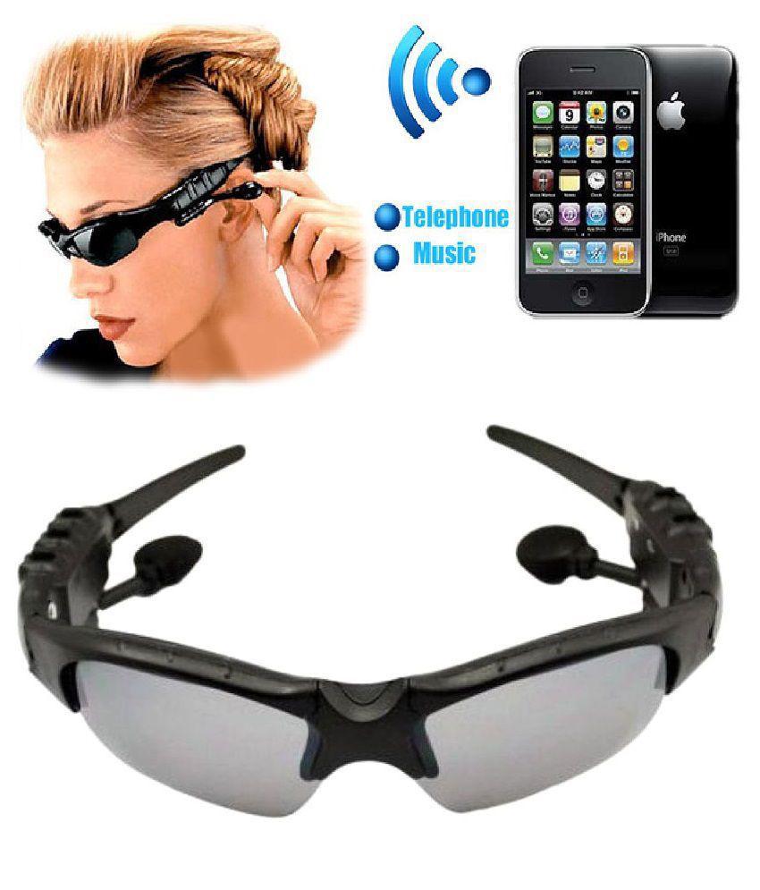 946f0d4e31165 shRee shop Premium Quality Wireless Bluetooth Sunglasses Headphone  (Bluetooth Headset) - Black - Bluetooth Headsets Online at Low Prices