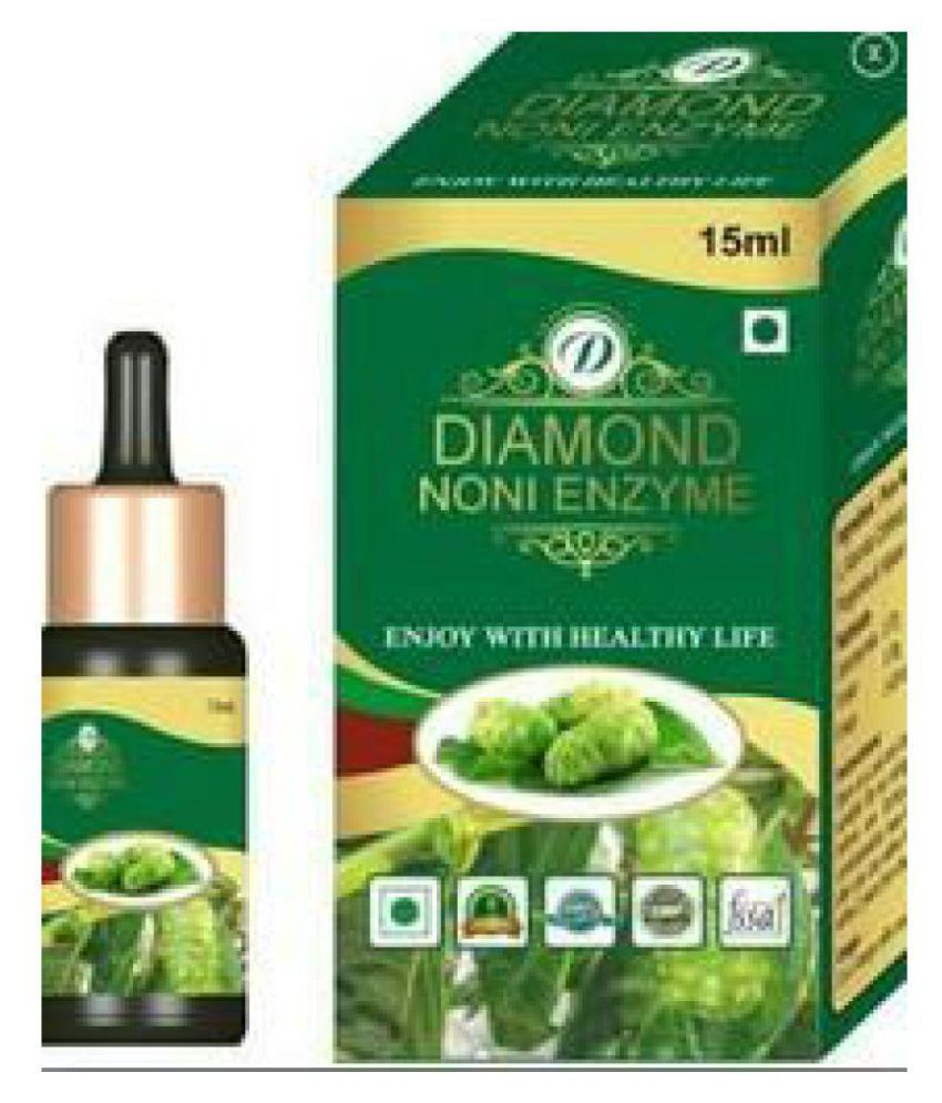 DIAMOND NONI ENZYME DROPS FOR HEALTHY LIFE Health Drink 15 ml