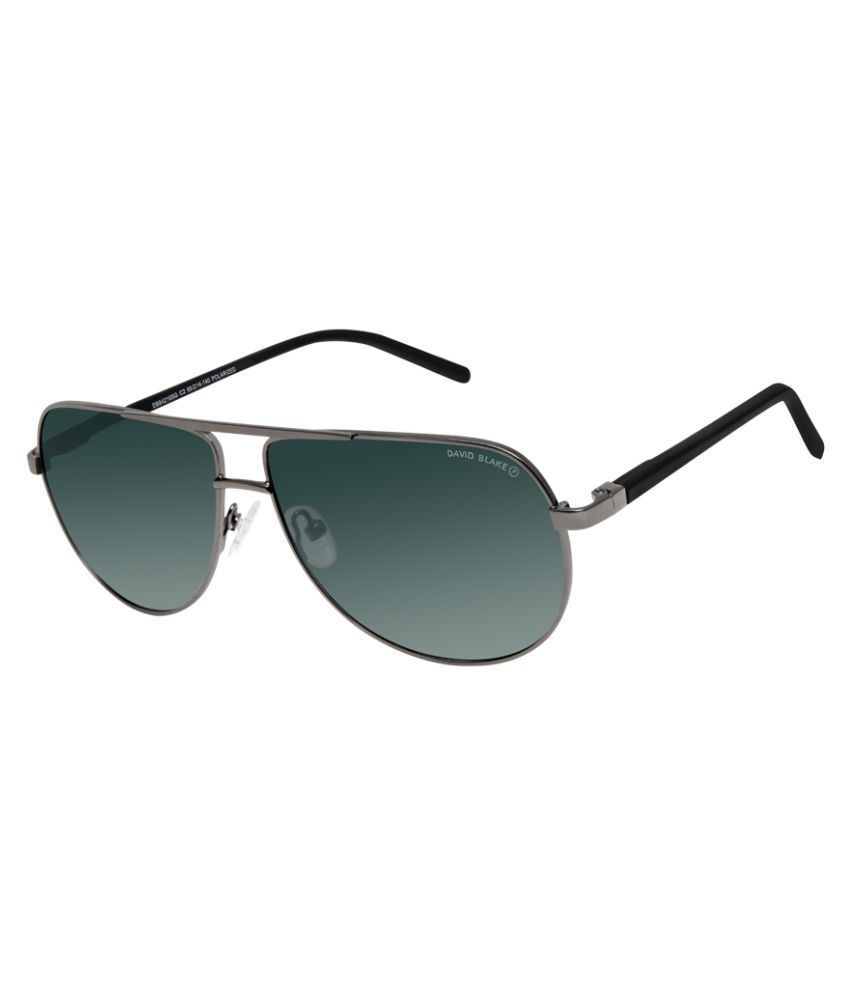 37105f99d70 David Blake Green Aviator Sunglasses ( 84216 ) - Buy David Blake Green  Aviator Sunglasses ( 84216 ) Online at Low Price - Snapdeal