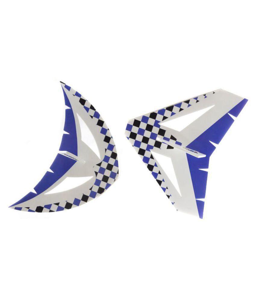 Vimaana Airplane Glider Racer set of two