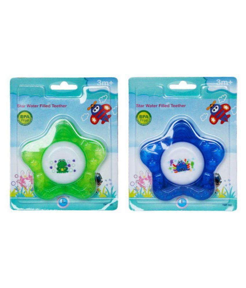 Baby Teether SET OF 2 - Buy Baby Teether SET OF 2 Online at Low Price -  Snapdeal 592442fc0