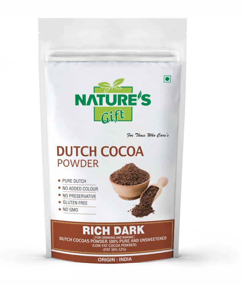 Nature's Gift Dutch Cocoa Powder 100 g