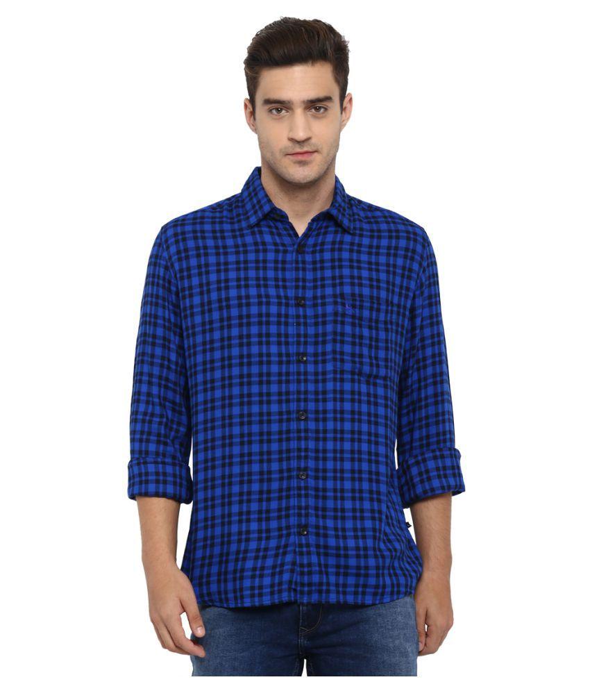 Parx Cotton Blend Shirt