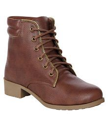 f7d8c73cd68 Women's Boots: Buy Women's Boots Online at Best Prices in India ...