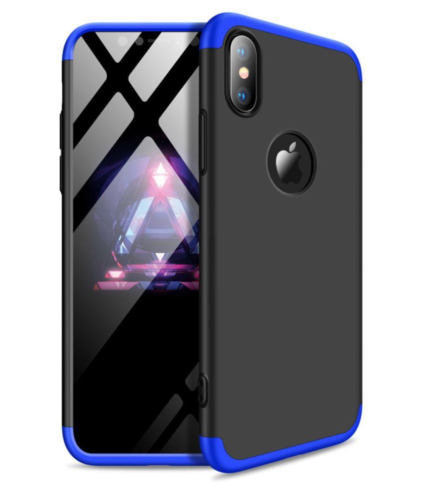 Apple iPhone XS Max Bumper Cases XORB - Black