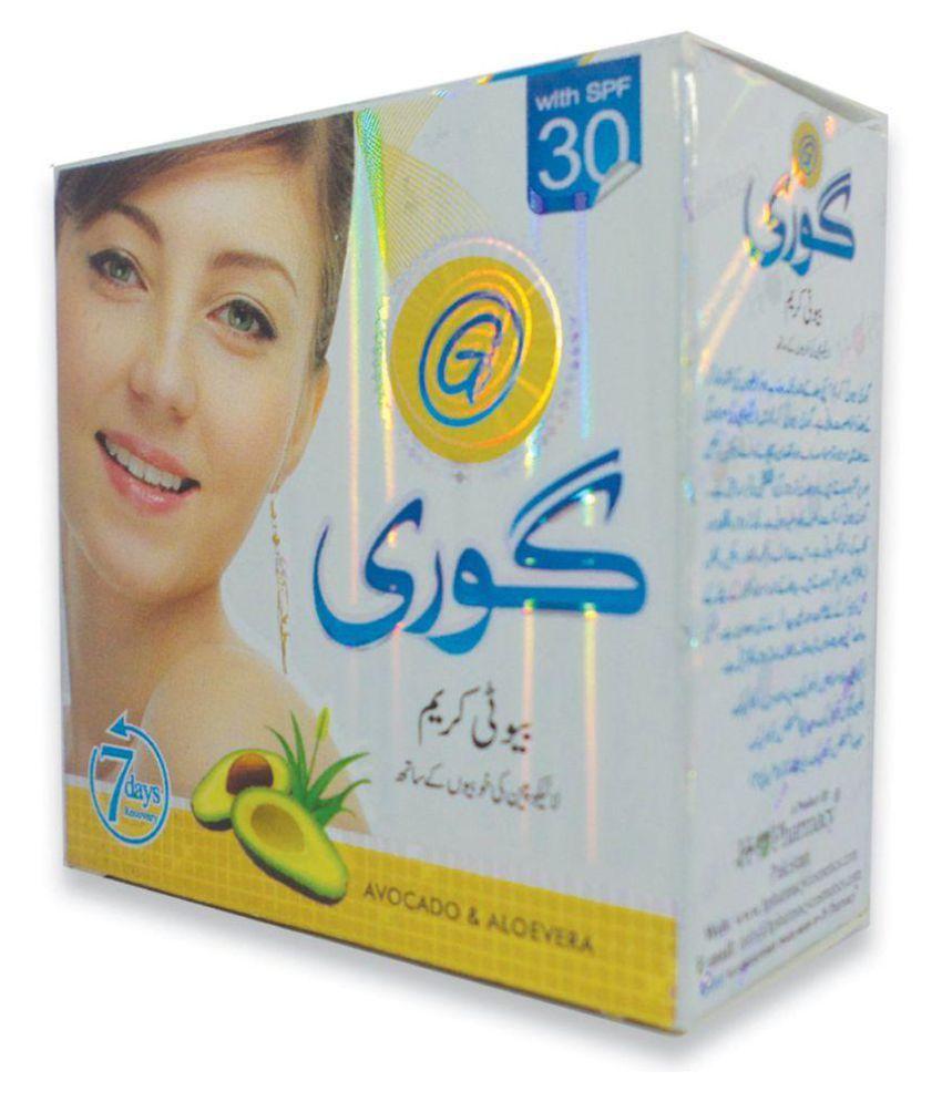 beautyplus1 Goree Cream Moisturizer 30 gm