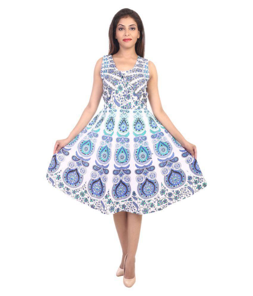01ae87215 Decot Paradise Presenting Jaipuri Women Skirt Cotton short Length Printed  New Fashion Dress - Buy Decot Paradise Presenting Jaipuri Women Skirt Cotton  short ...