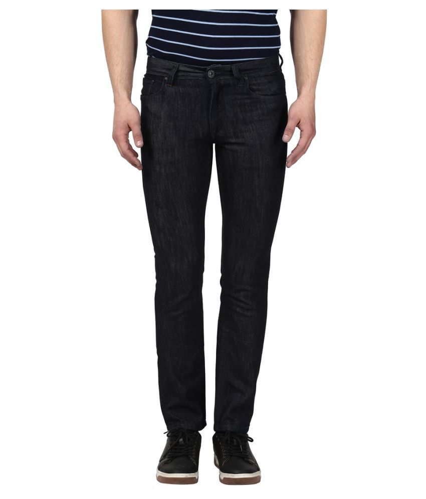 afcad854 Raymond Blue Slim Jeans - Buy Raymond Blue Slim Jeans Online at Best Prices  in India on Snapdeal