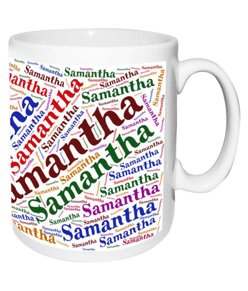 AlwaysGift Ceramic Gifting Mugs White - Pack of 1