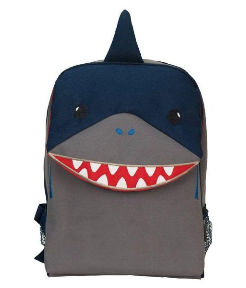 My Milestones Light Grey School Bag for Boys