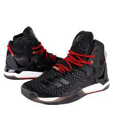 new concept 55438 d67f0 Quick View. Adidas D ROSE 7 PRIMEKNIT Black Basketball Shoes