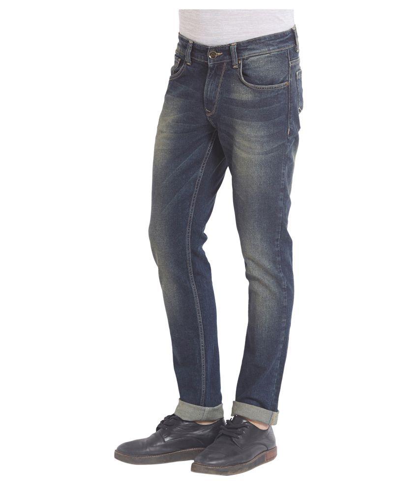 Spykar Dark Blue skinny Jeans