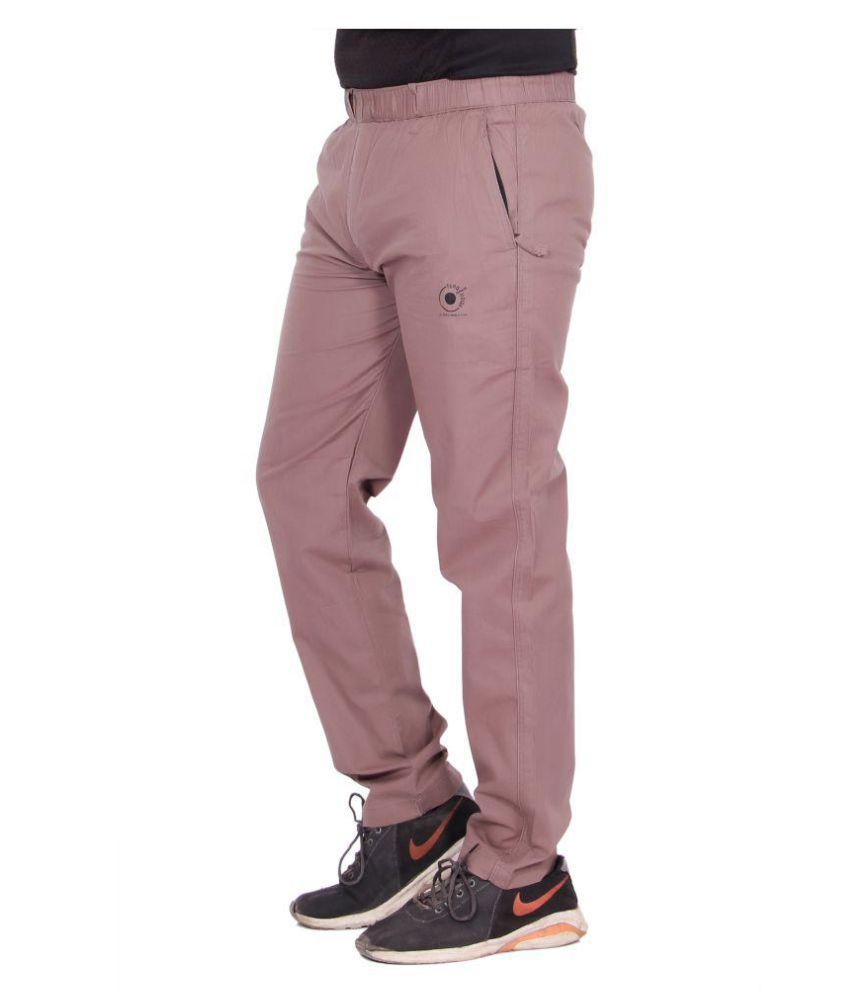 Kuber Industries Cotton Pajama Lower Track pant for men   (Grey)