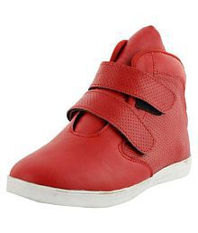 552560d7b8c2 Size 6 7 8 9 10 11 12. Quick View. BLACK WINGS Sneakers Red Casual Shoes