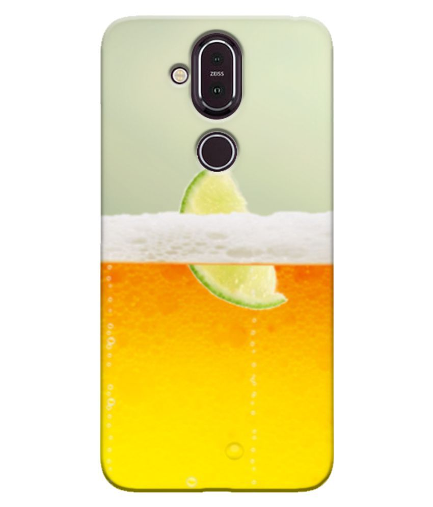 Nokia 8.1 Printed Cover By Fundook 3d Printed Cover