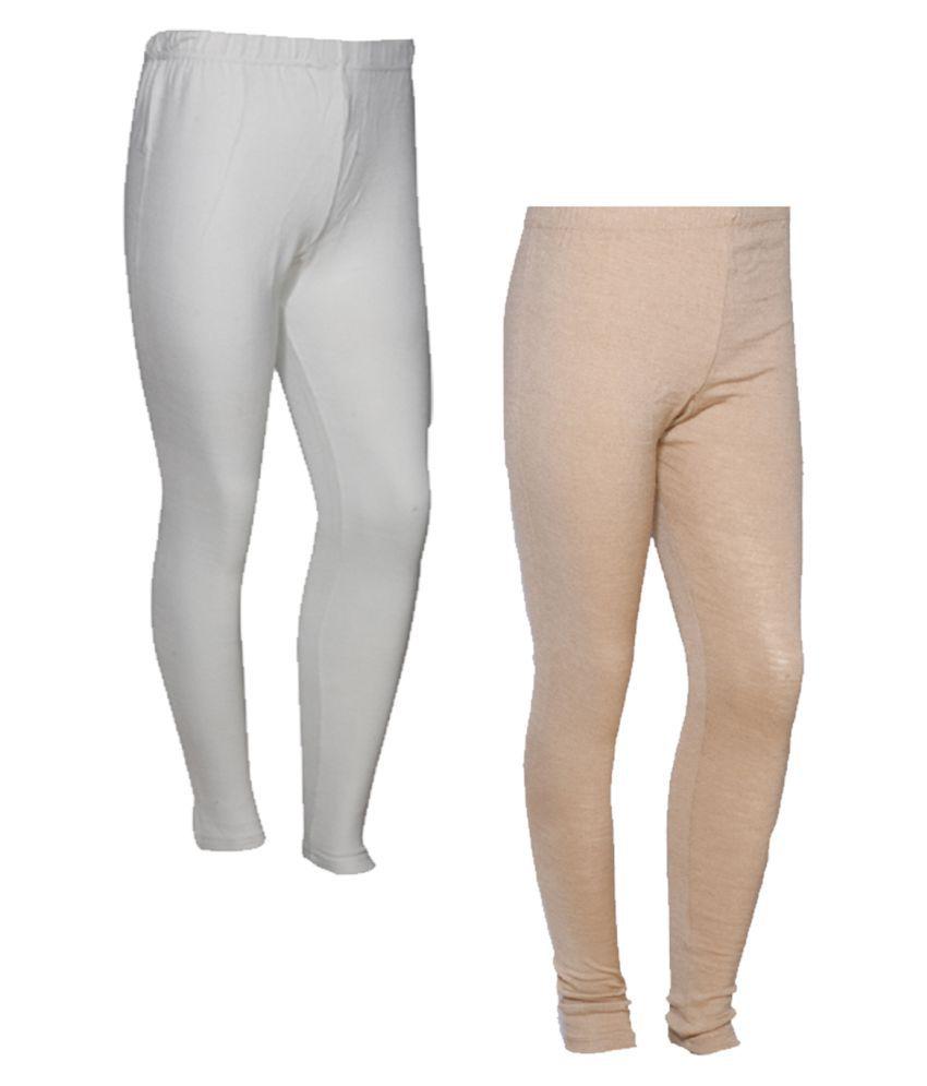 IndiWeaves Woollen Pack of 2 Leggings