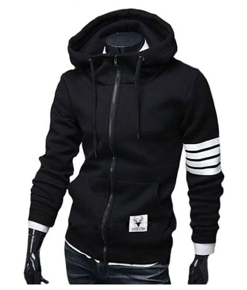 Hoodies Men Sweatshirt Tracksuit Sport Zipper Sportswear